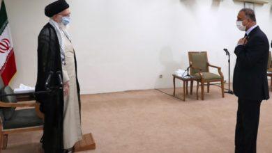 صورة الكاظمي في طهران: الدعوات إلى طرد الاحتلال الأميركيّ تتزايد