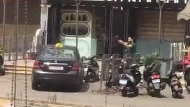 صورة بالفيديو – إطلاق نار في حي السلم