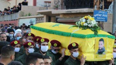 """صورة رسالة من """"إسرائيل"""" الى حزب الله…: """"لم نكن نقصد قتل علي محسن"""""""