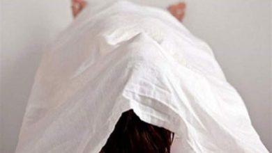 صورة قتيل سوري دهسا على أوتوستراد البداوي