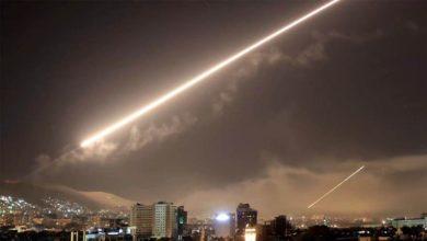 """صورة إعتداء """"إسرائيلي: على سوريا ولا صحة للمعلومات عن مقتل ضابط إيراني"""