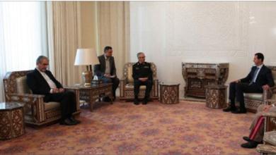 صورة الأسد: اتفاقيّة التعاون العسكريّ مع إيران تجسيد لعلاقاتنا الاستراتيجيّة