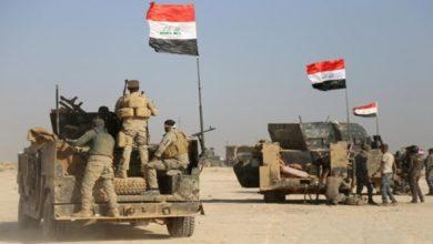 """صورة مقتل إنتحاري فيي العراق.. وعملية أمنية لملاحقة فلول """"داعش"""""""