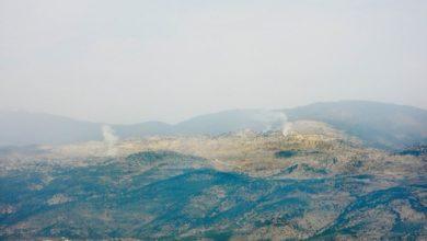 صورة حزب الله نفذ عملية ضد جيش العدو الإسرائيلي في منطقة مزارع شبعا