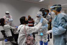 صورة إعفاء الملقحين القادمين الى لبنان من فحص الـPCR في الدول القادمين منها