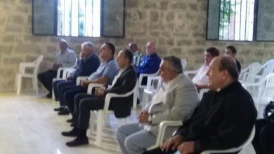 صورة حركة لبنان الشباب اقامت ريسيتالاوطنيافي كنيسة سيدة الانتقال – صوفر