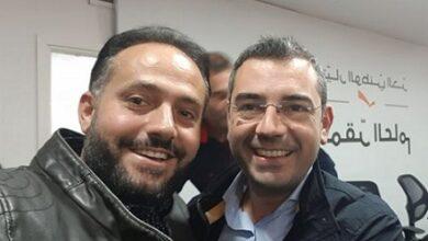 صورة فياض: وديع عقل وزيراً للعدل