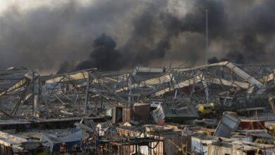 صورة مرفأ بيروت مدمّر: عن أيّ كارثة نتحدّث؟