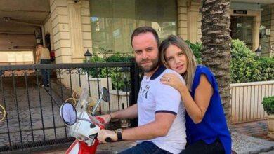 صورة رند وسارة فضّلا إعادة إعمار لبنان على زفافهما