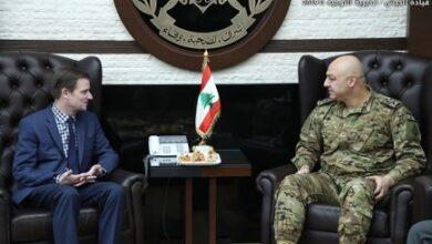صورة قائد الجيش عرض مع هيل وشيا  الاوضاع الراهنة