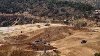 صورة في حرب النفايات بين حزب الله والإشتراكي هل أصبح خيار الناعمه وارداً؟