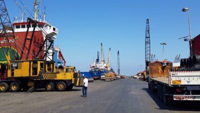صورة لا أزمة قمح.. 4 بواخر  إلى مرفأ طرابلس.. وباخرة  تركية خلال 3 أيام