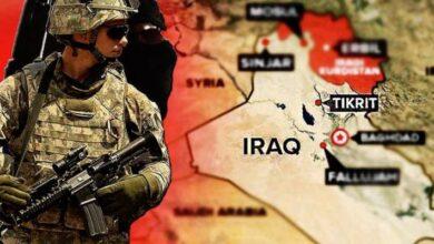 صورة السفير الأميركي في بغداد: لا نريد تواجد عسكري دائم بالعراق
