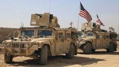 صورة إستشهاد جندي سوري باشتباك مع دورية للإحتلال الأميركي شرق الفرات