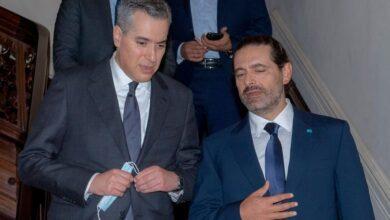 صورة لِمَ يُصرّ الحريري على تصوير الرئيس المكلف دمية؟