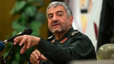 صورة قائد الحرس الثوري: الخيارات العسكرية ضد إيران لم تعد مطروحة