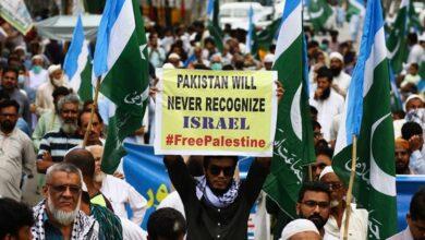 """صورة باكستان لن تعترف بـ""""إسرائيل"""".. كيف يبحث المطبّعون عن ثقل إسلاميّ يُغطّي فعلتهم؟"""