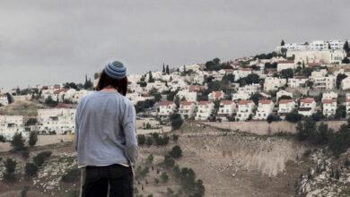 صورة إدانة أوروبية لقرار بناء وحدات جديدة بالضفة الغربية