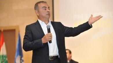 صورة كارلوس غصن.. هل تكون بصماته حاضرة في إنقاذ لبنان اقتصادياً؟