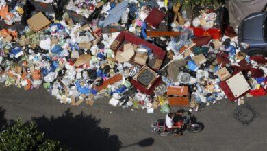 صورة النفايات تتكدّس: ننتظر الأمر من وزارة الماليّة!