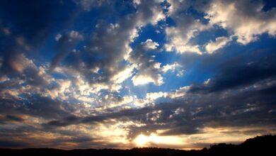 صورة الطقس يستقر  بدءاً من بعد ظهر اليوم