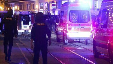 صورة الكشف عن هوية منفذ هجوم فيينا