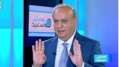 """صورة وهاب يطل عبر برنامج """"نهاركم سعيد"""" صباح الأحد"""