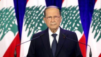 """صورة وقاحة """"إسرائيلية"""".. وزيرِ طاقة العدو يدعو عون الى لقاء مباشر"""