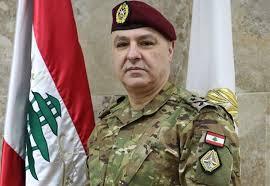 صورة العماد عون يحذّر: الجيش هو الرادع للفوضى