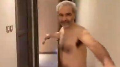 صورة بالفيديو- الوليد بن طلال يثير الجدل بظهوره عاري الصدر