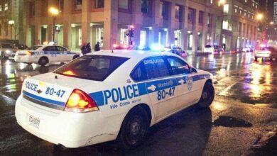 صورة الشرطة الكندية تعلن سقوط عدد من الضحايا بسلاح أبيض
