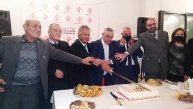 صورة إحتفال لحركة لبنان الشباب بعيدها الـ 27..وإطلاق الوثيقة المتجددة