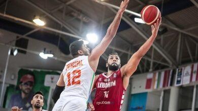 صورة لبنان يلتقي الهند ضمن التصفيات الآسيوية لكرة السلة