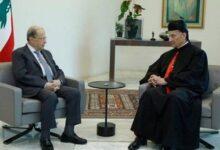 صورة بين بكركي وبعبدا مقاربتان مختلفتان للحكومة وعتب