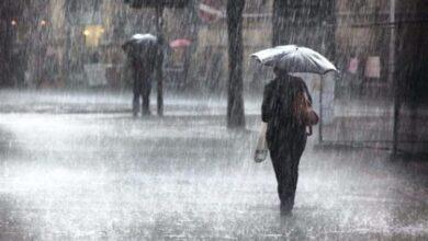 صورة رياح ناشطة وضباب.. إستعدوا للطقس الماطر
