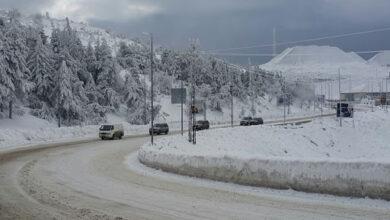 صورة إستعدوا.. عاصفة من الدرجة الثانية في طريقها الى لبنان