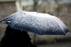 صورة الامطار والثلوج قادمة في هذا الموعد