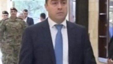 صورة تعيين العميد الركن طوني قهوجي مديراً لمخابرات الجيش