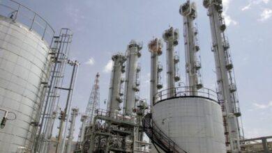 صورة برلمان إيران يصادق على مشروع قانون بشأن تخصيب اليورانيوم