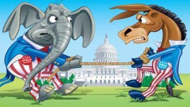 """صورة لماذا رُبطت ولادة الحكومة بـ""""موْقعة الحمار والفيل""""؟"""