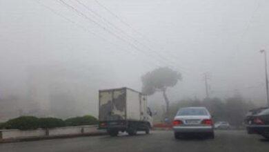 صورة لبنان تحت تأثير منخفض جوي حتى هذا الموعد