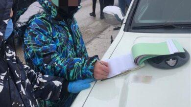 صورة محاضر ضبط وحجز للسيارات… وسجن المخالفين؟!
