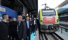 صورة خارجية تركيا: انطلاق أول قطار بضائع من تركيا للصين يعبر قارتين وبحرين و5 دول
