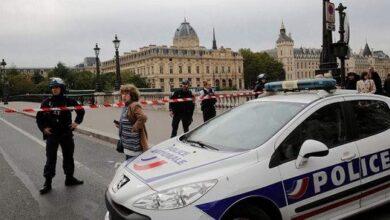 صورة مختل عقليا يقتل ثلاثة عناصر شرطة في فرنسا