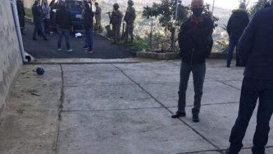 صورة مقتل مواطن في الكحالة برصاص مجهولين