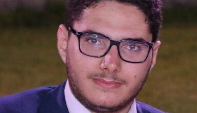 صورة الطالب شربل الحايك يفوز بجائزة لبنان في تحدي الرياضيات الدولي للشباب