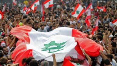 صورة القوات والكتائب وجماعة الاخوين الحريري تنتفض على حراك 17 تشرين