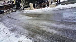 صورة درجات الحرارة الى إنخفاض.. وتحذير من تكوّن الجليد