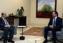 صورة هل ينجح حزب الله بإعادة الثقة بين عون والحريري