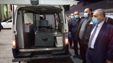 صورة وصول جثمان الطالب أبو أيوب من كندا.. ومتابعة التحقيقات لكشف ملابسات الوفاة